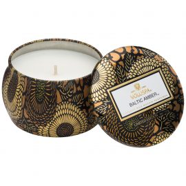 PETITE DECORATIVE CANDLE - BALTIC AMBER
