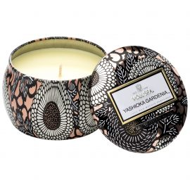 PETITE DECORATIVE CANDLE - YASHIOKA GARDENIA