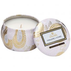 PETITE DECORATIVE CANDLE - PANJORE LYCHEE