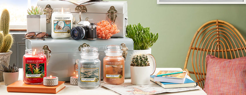 yankee candle banner image