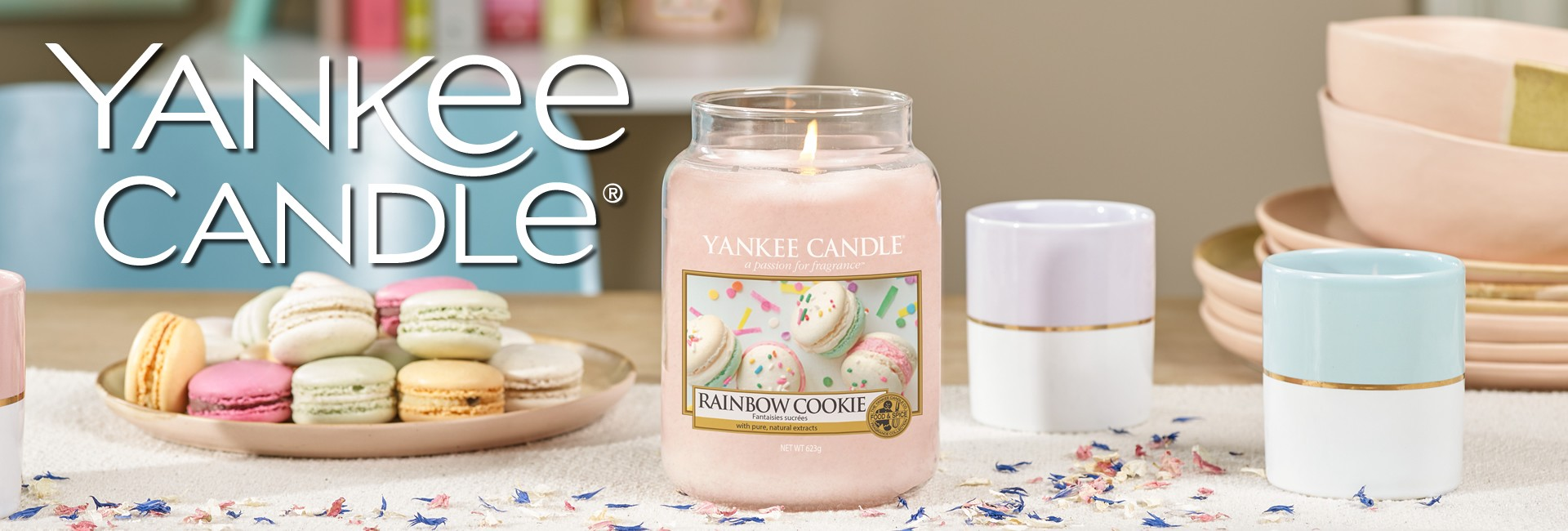 Welcome Yankee Candle!